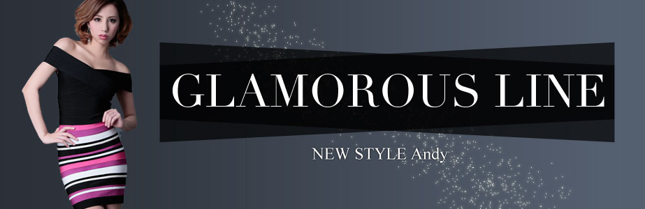 Andy GLAMOROUS LINE