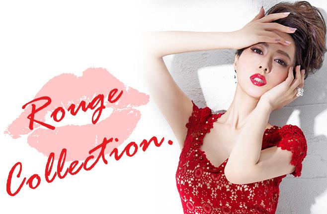 特集ページ Rouge DRESS