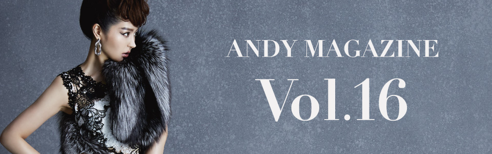ANDY MAGAZINE vol.16