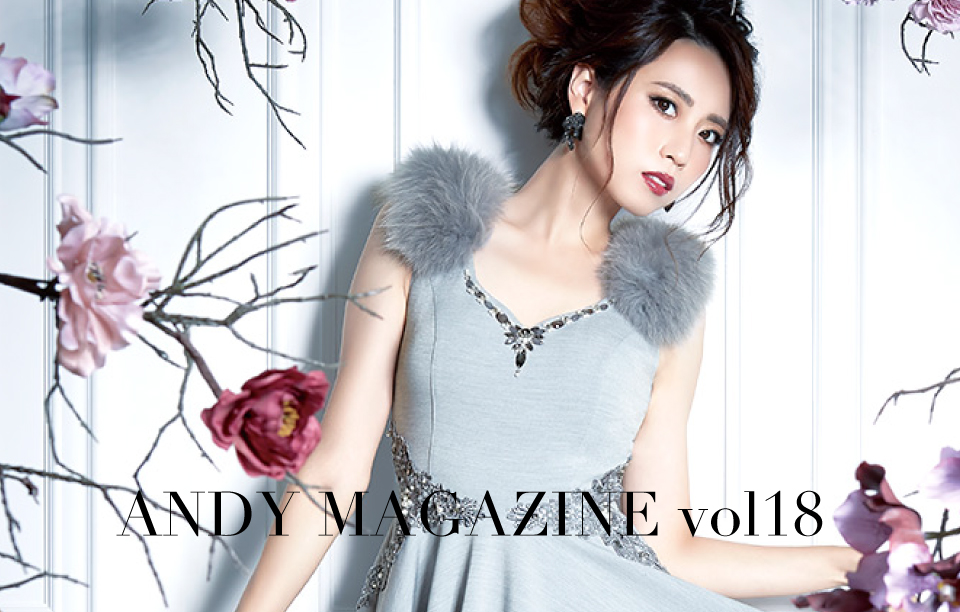 ANDY MAGAZINE vol.18