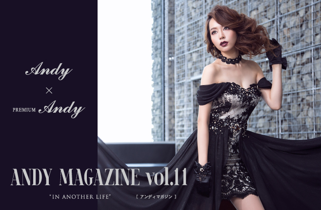ANDY MAGAZINE vol.11