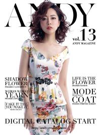 Catalog-ANDY MAGAZINE Vol13